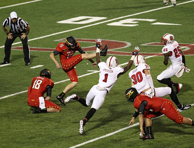 Terps vs NCState - 20 Oct 2012
