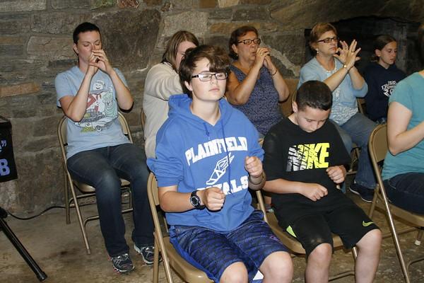Sunfox Campground... June 11, 2016