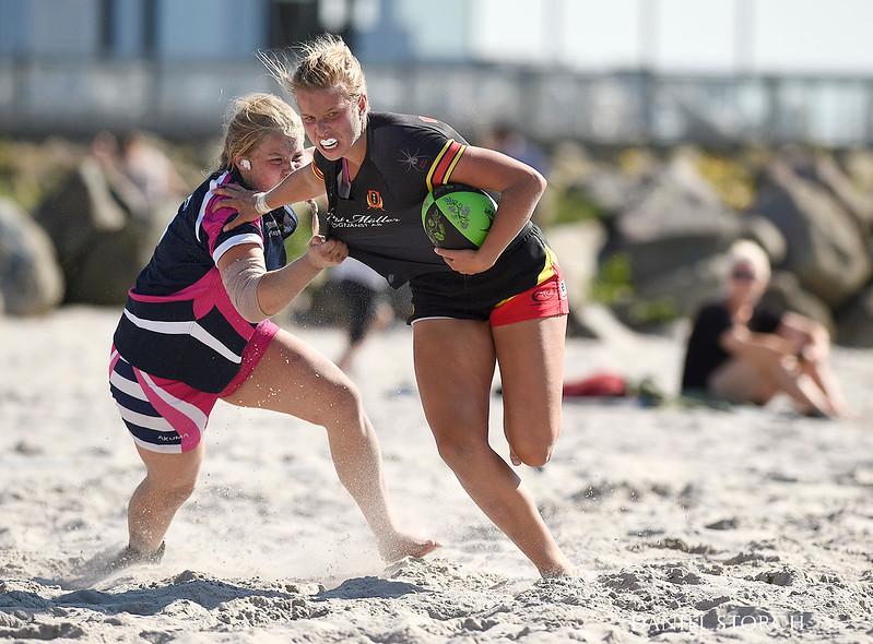 Beach rugby Helsingborg 2017