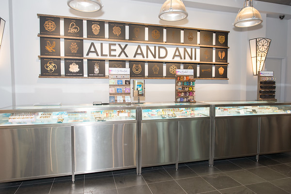 Mikey's Miracle Foundation Alex & Ani Event