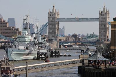London - 21 April 2013