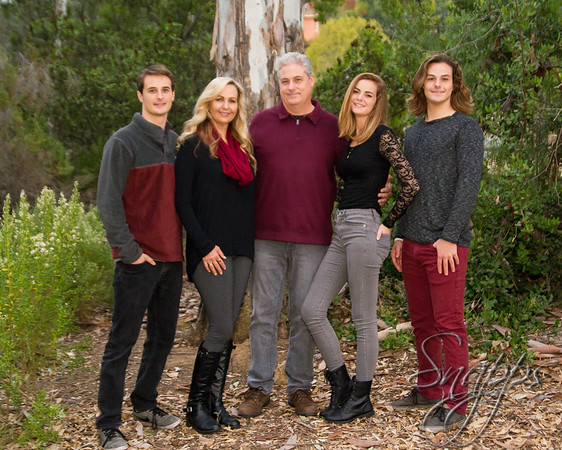The Cooke Family