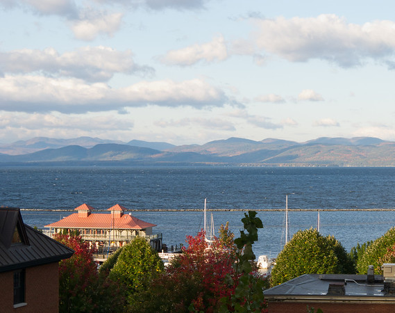 Burlington, VT, October 2011