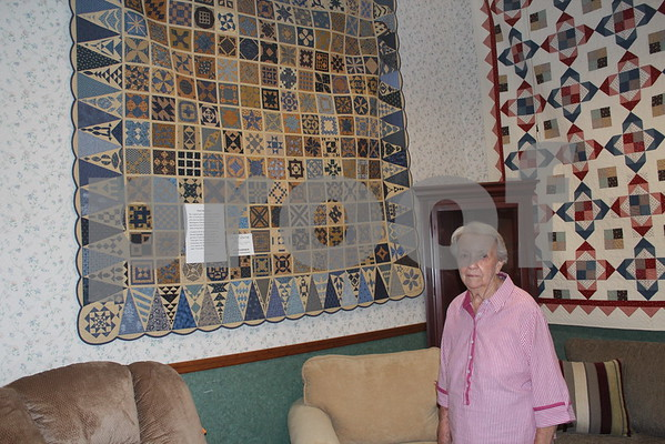 Quilt Show at Keesecker's - September 2016