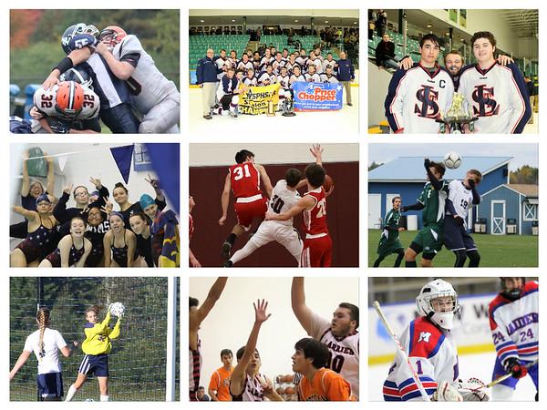 SLC  HIGH SCHOOL SPORTS  (GAMES) 2016-17