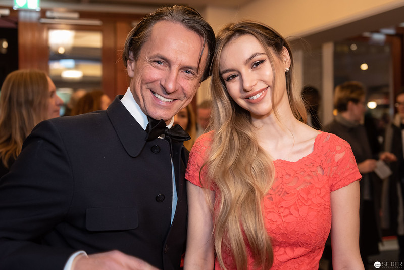 Christian Rainer - Nestroy Verleihung 2018