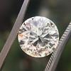 3.86ct Old European Cut Diamond GIA K VS2 24