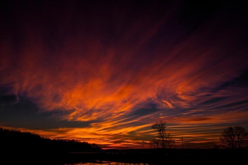 Sunrise I  Prairie Creek Recreation Area