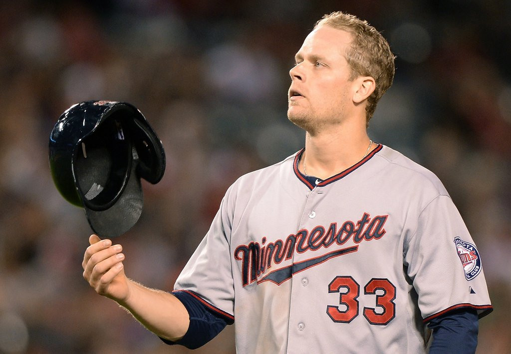 """. <p>2. JUSTIN MORNEAU  <p>�You�re still here?�  (unranked) <p><b><a href=\'http://www.twincities.com/twins/ci_23861115/twins-ron-gardenhire-justin-morneau-youre-still-here\' target=\""""_blank\""""> HUH?</a></b> <p>    (Harry How/Getty Images)"""