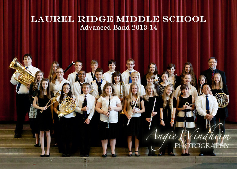 LRMS Advanced Band - 2013-14