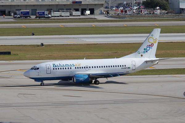 Bahamasair (UP)