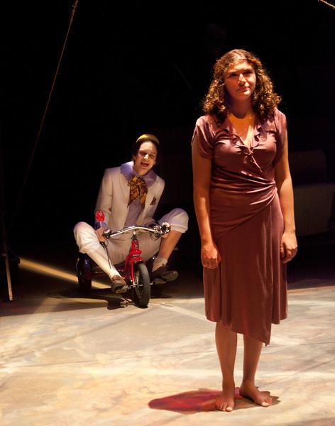 Eurydice by Sarah Ruhl. October 27, 2011. Williams College '62 Center