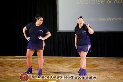 Debralee & Robyn