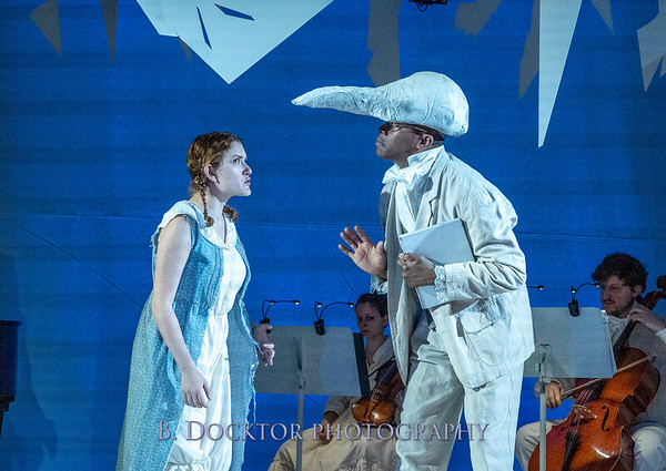 The Snow Queen at Ancram Opera House