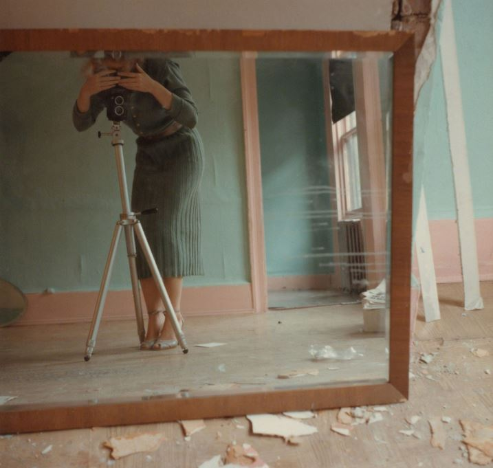 Famous Contemporary Photographers - Francesca Woodman
