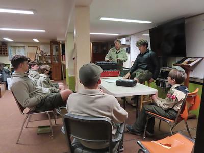 Troop Meeting - Oct 26