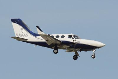 """Cessna 414A """"Chancellor"""""""