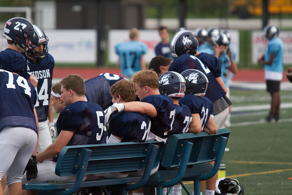HHS Scrimmage vs Highland