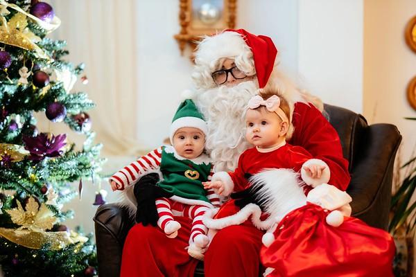 Ioana și Elena - Moș Crăciun
