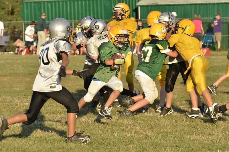 Wildcats vs Raiders Scrimmage 173.JPG