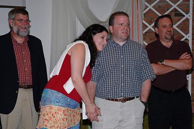 Terry & Elizabeth's Wedding 6/30/07