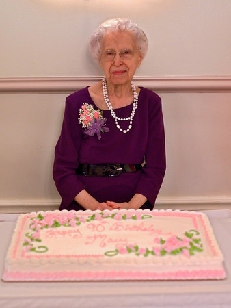 Mary Drabic's 90th Birthday Party!