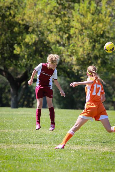 Slammers Girls Soccer