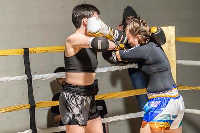 Prater vs Meehan Muay Thai Fight Night IV