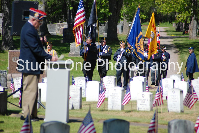 Memorial Day Service 2010