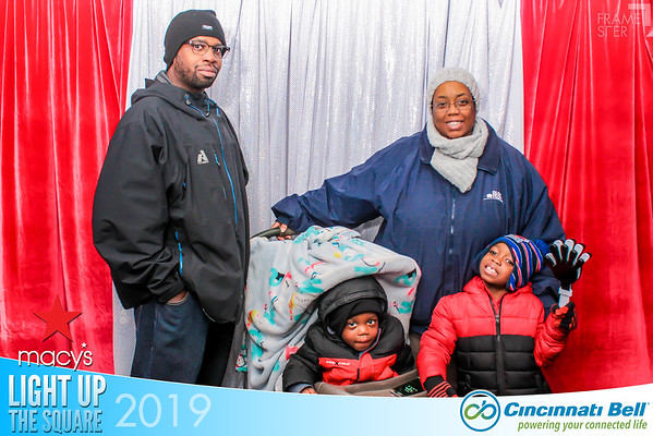 Light Up the Square 2019