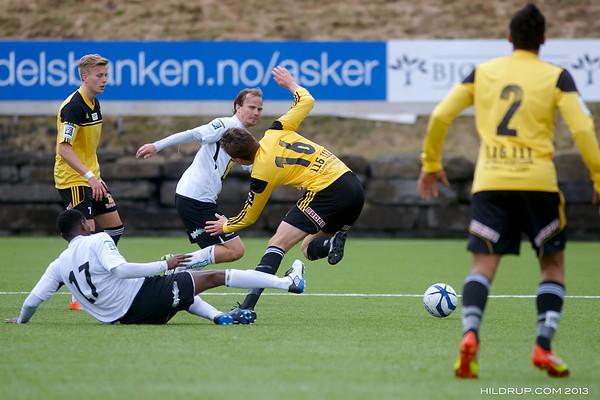 Asker Fotball - Bærum Fotball