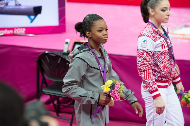 __02.08.2012_London Olympics_Photographer: Christian Valtanen_London_Olympics__02.08.2012__ND44064_final, gymnastics, women_Photo-ChristianValtanen