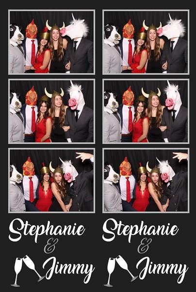 Stephanie & Jimmy's Wedding (12/28/18)