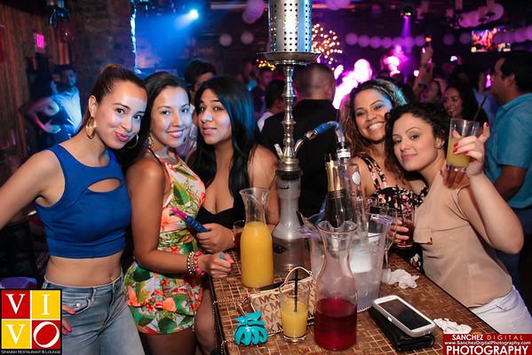 7-2-15 Vivo Lounge   Latin Thursdays