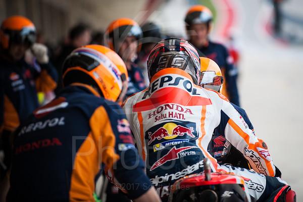 MotoGP 2017 Round 03 CotA