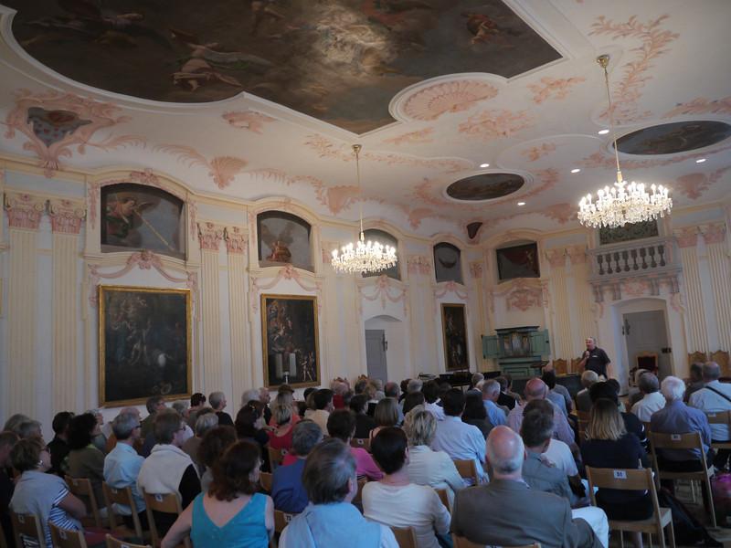 @RobAng 2013 / Welttheater Einsiedeln / Kloster Einsiedeln, Einsiedeln, Kanton Schwyz, CHE, Schweiz, 905 m ü/M, 2013/07/06 19:47:30