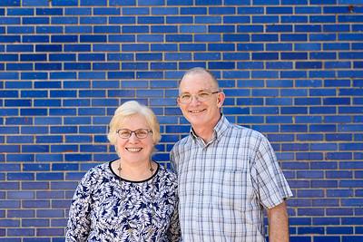 Barbara and Del