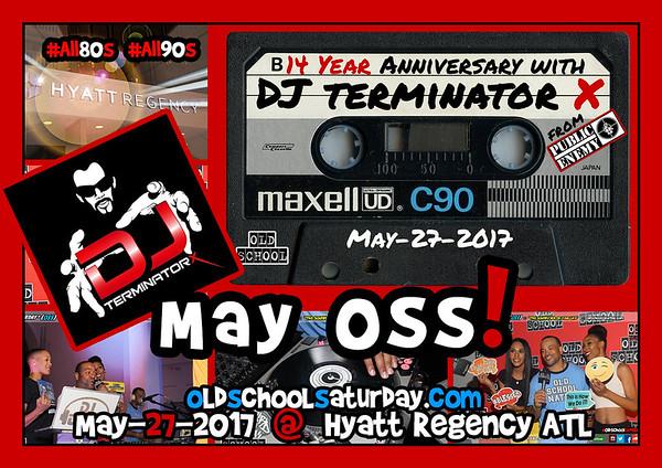 May-27-2017 OSS @ Hyatt Regency ::: ATL, GA, USA