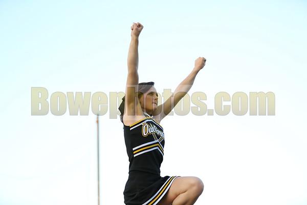 Meridian at Oak Grove (Varsity Football 2012)