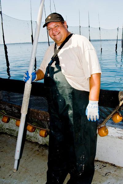 Keith Mourik. Lobster Fishermen.