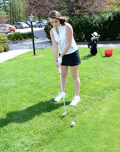 2014 BBA Girls Golf Practice photos by Gary Baker