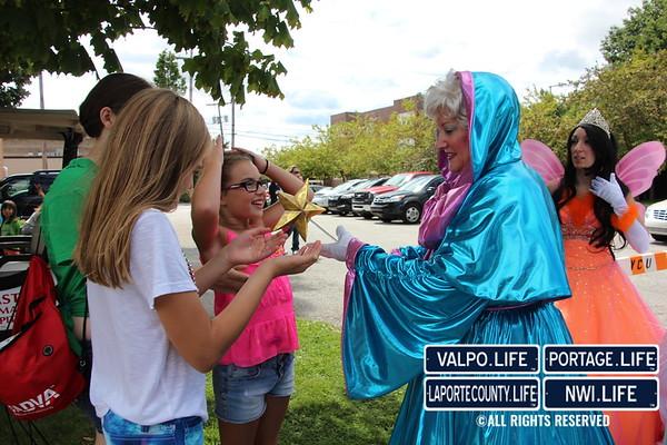 2014 Popcorn Festival Flanagin Fairies