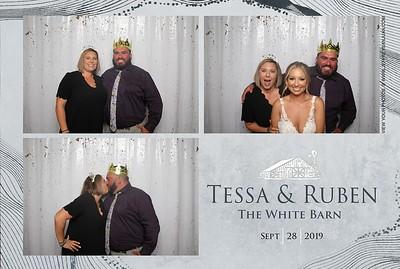 Tessa + Ruben - Photo Boot