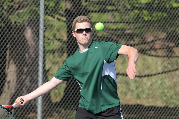 WUHS Boys Tennis