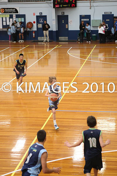 U/16 M2 Bankstown Vs Hills 20-6-10