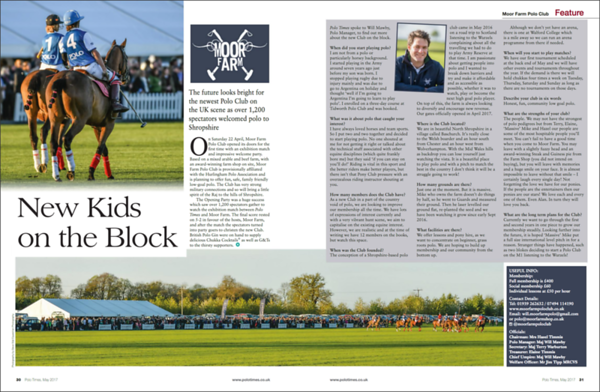 Polo Times, May 2017