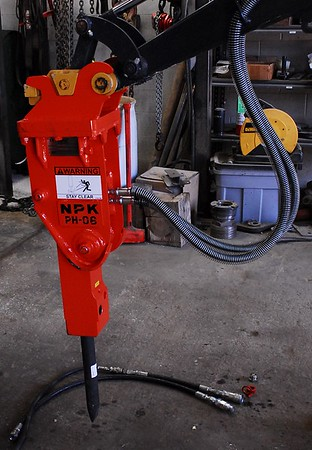 PH06 Hydraulic Hammer
