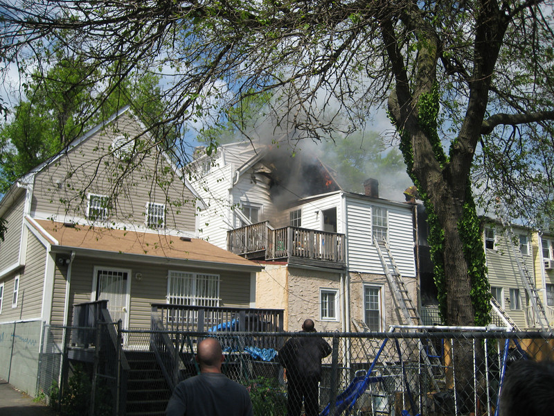 300 blk Channing Rd Nw 2nd Alarm 019