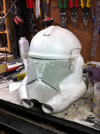 CW Phase 2 Grunt helmet