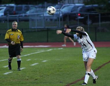 Varsity Girls Soccer vs Immaculate - 10/10/2013